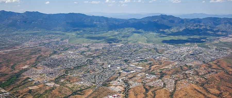 The City of Sierra Vista…